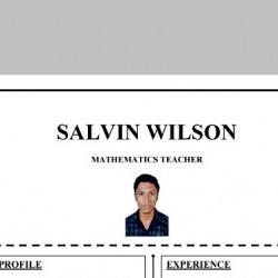 Salvin Wilson profile image