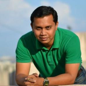 Vishwesh Deshmukh profile image