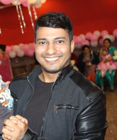 Pushkar Kumar Rai profile image